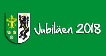 Thron- und Gruppenjubiläen 2018