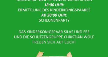 Kinderschützfest 2017