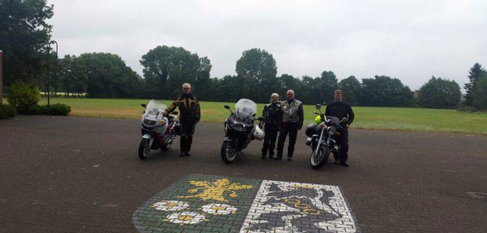 Motorradtour der Bauernschützen