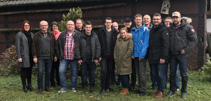 Osterpreisschießen 2018: Lothar Bänisch gewinnt nächstes Familienduell