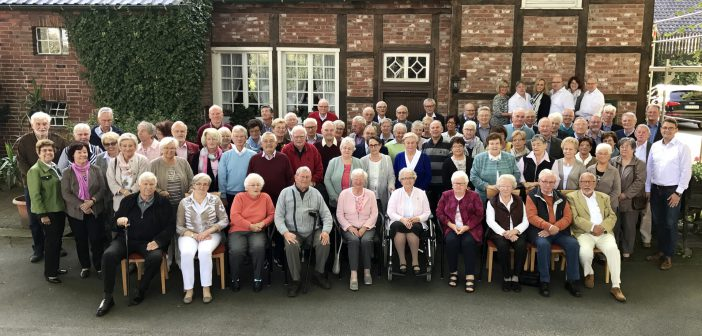 Seniorennachmittag 2017
