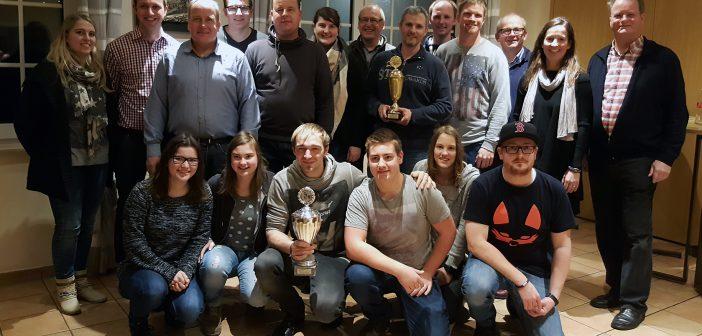 Stadtmeisterschaft 2016: Bauernschützen siegreich