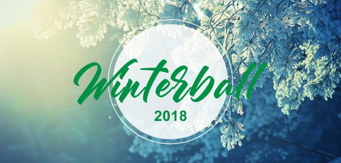 Save the Date: Winterball 2018