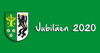 Jubiläen 2020