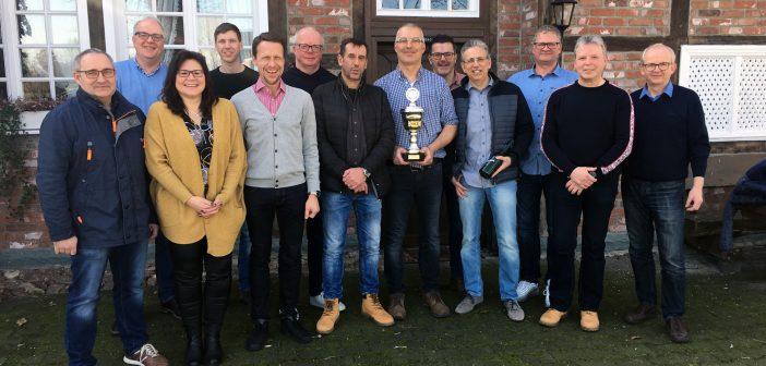 Königin-Helga-Pokal: Gruppe Nordrheda gewinnt erneut