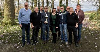 Gruppe Christian de Temple sichert sich den Königin-Helga-Pokal