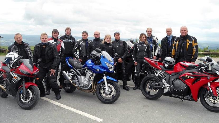 Motorradtour Bauernschützen