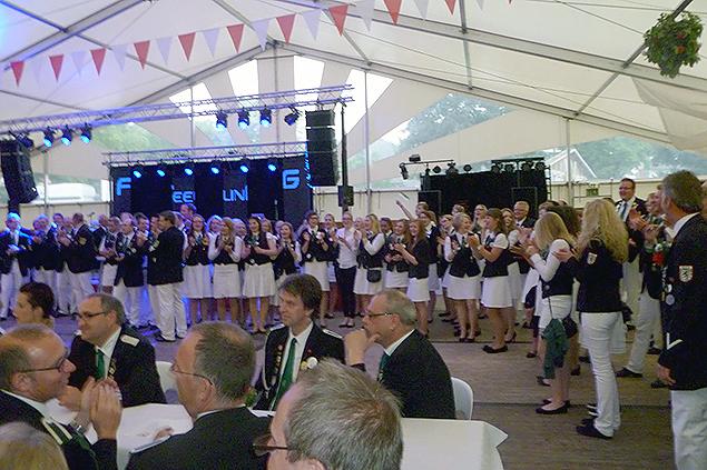Stadtschützenfest 2013