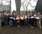Weihnachtspreisschießen: Corina Kröger sichert sich die größte Pute