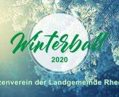 Vorgemerkt: Winterball 2020
