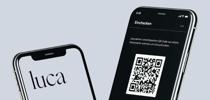 Demnächst auch bei uns in Verwendung: Die luca-App
